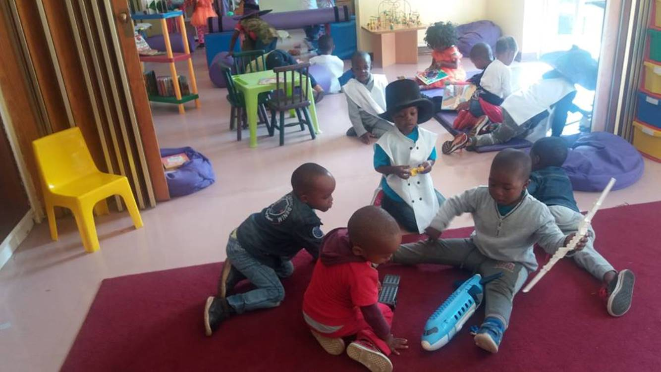 Little Flowers Day Care Creche Roodepoort